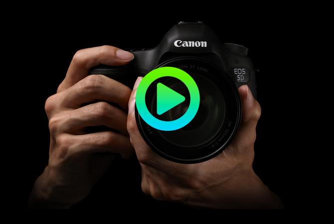 Неделя с экспертом: Canon EOS 5D Mark III