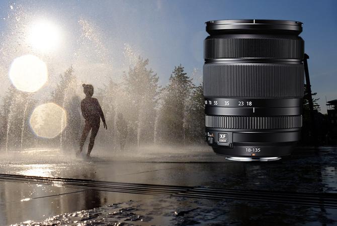 Большой тест объективов Fujifilm: Fujinon XF 18-135mm F/3.5-5.6 R LM OIS WR