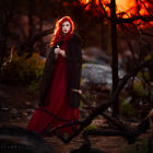 The Fire Starter © Lisa Holloway