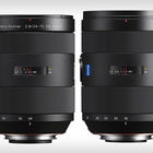 Обновленные версии объективов Sony A-Mount 24-70mm f/2.8 II и 16-35mm f/2.8 II