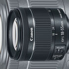 Объектив Canon EF-S 18-55mm F4-5.6 IS STM и пульт ДУ BR-E1