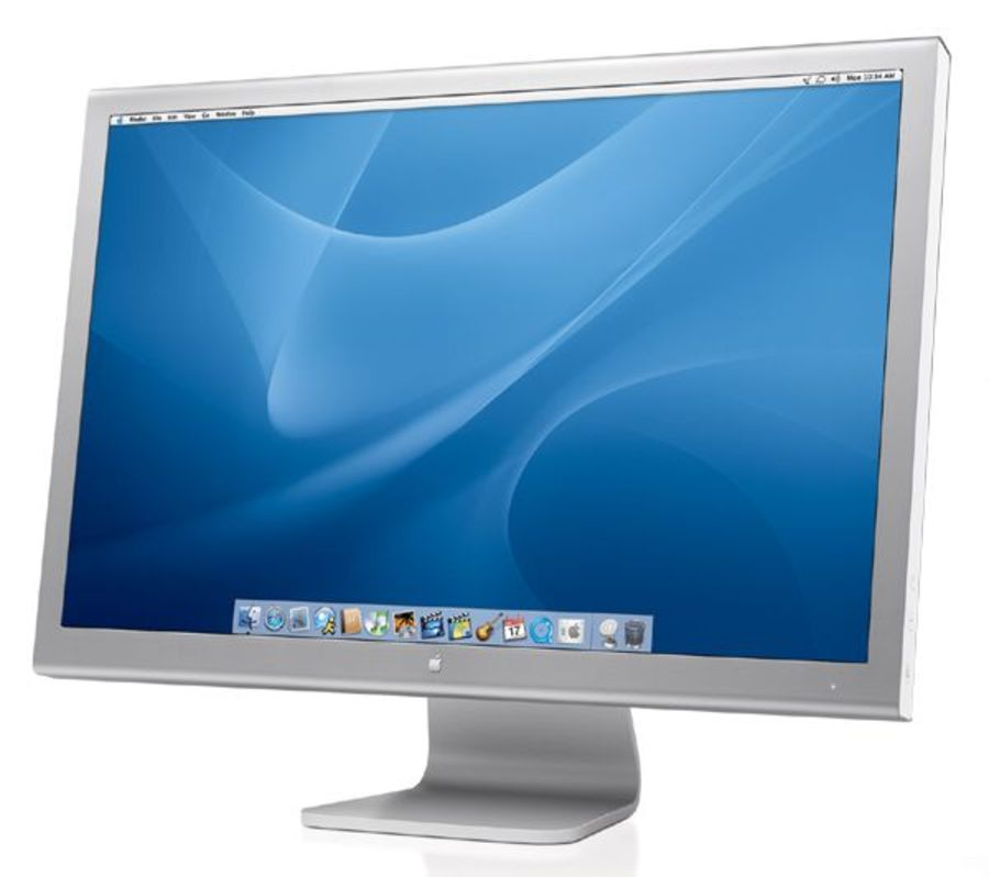 Монитор Apple Cinema Display 20