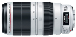 Объектив Canon EF 100-400 f/4.5-5.6L IS II USM