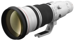 Объектив Canon EF 600mm f/4L IS II USM