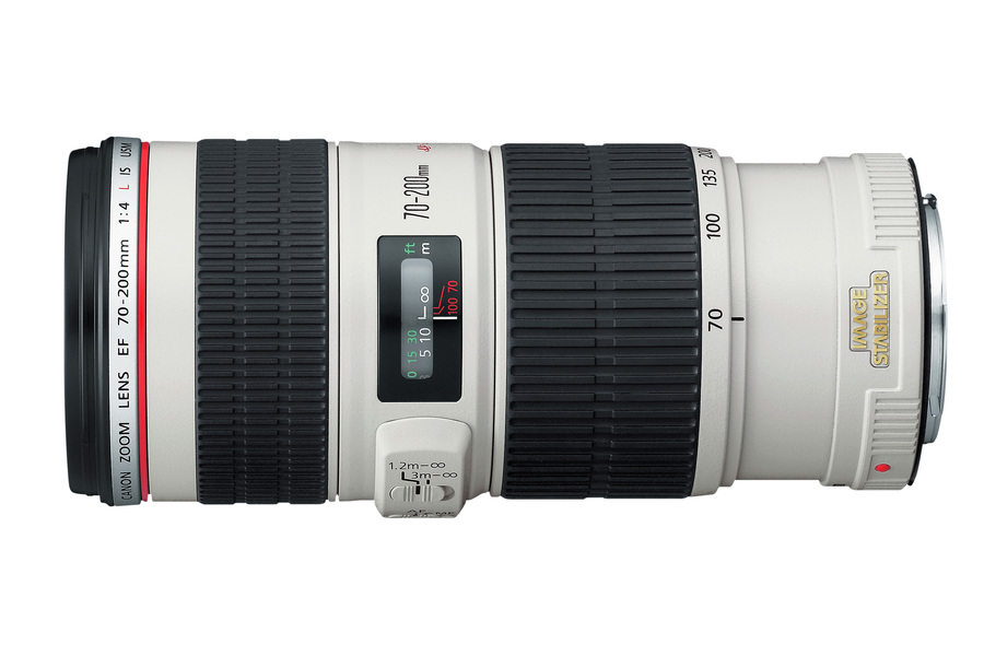 Объектив Canon EF 70-200 f/4L IS USM
