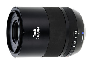 Zeiss Touit 2.8/50 X-mount