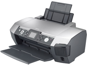 Принтер Epson Stylus Photo R340