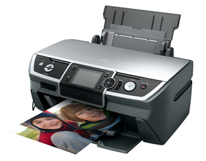 Принтер Epson Stylus Photo R390