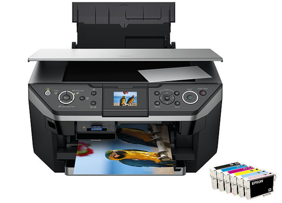 Принтер Epson Stylus Photo RX690