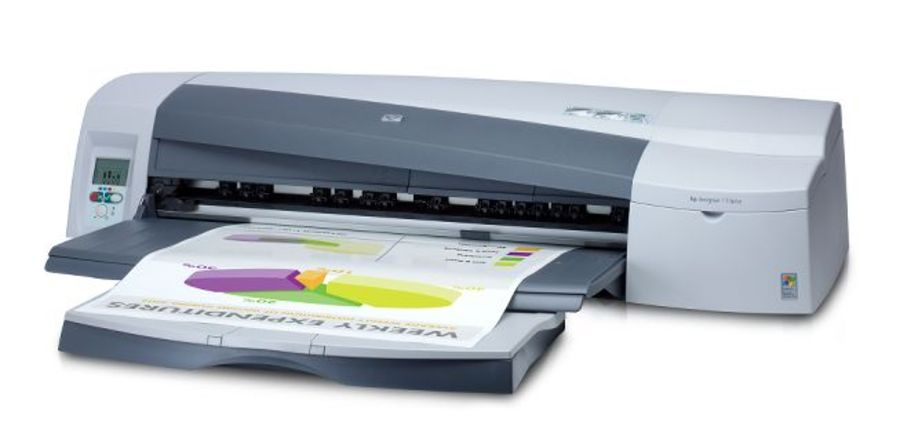 Принтер HP DesignJet 110 Plus