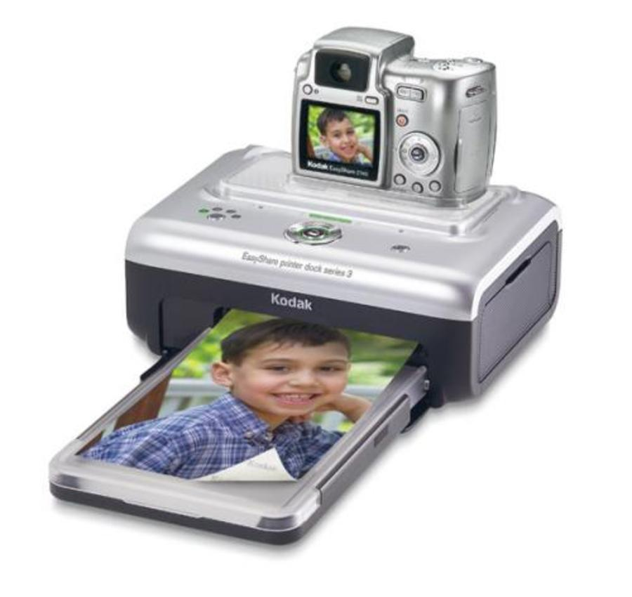 Принтер Kodak EasyShare Printer Dock