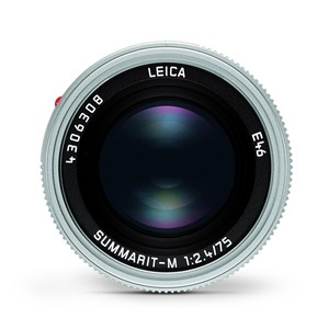 Объектив Leica Summarit-M 75mm f/2.4 ASPH