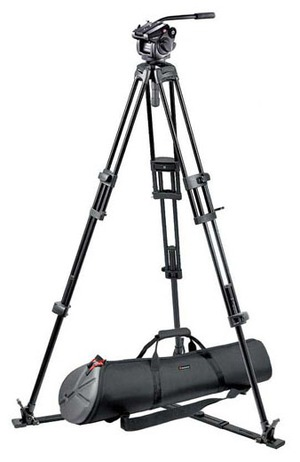 Штатив Manfrotto 501HDV/525MVB/520BALL/BAG