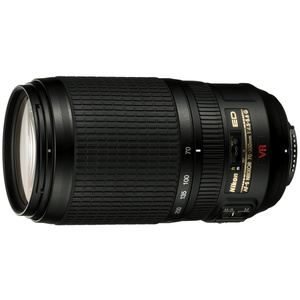Nikon AF-S Zoom-NIKKOR 70-300mm f/4.5-5.6G ED-IF VR