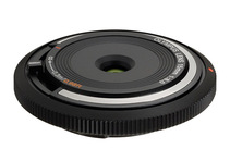 Объектив Olympus Body cap lens 15mm f/8