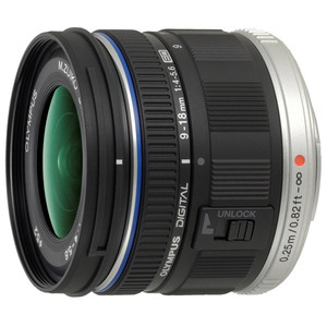 Olympus M.Zuiko Digital ED 9–18mm f/4.0–5.6