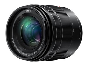 Объектив Panasonic Lumix G Vario 12-60mm F3.5-5.6 ASPH  Power O.I.S.