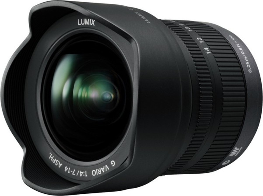 Объектив Panasonic Lumix G Vario 7-14mm F4.0 ASPH.
