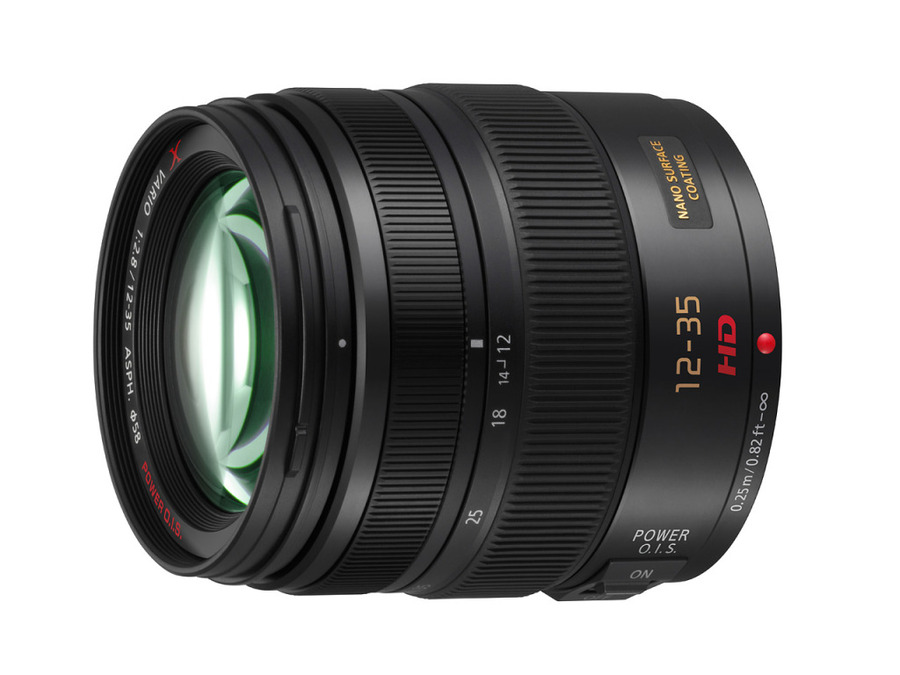 Объектив Panasonic Lumix G X Vario 12-35mm F2.8 ASPH POWER OIS