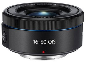 Объектив Samsung NX 16-50mm F3.5-5.6 Power Zoom ED OIS