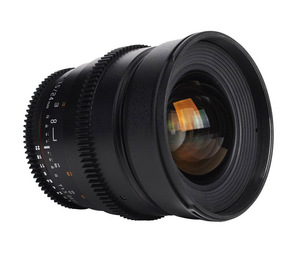 Объектив Samyang 24mm T1.5 ED AS UMC VDSLR Sony A