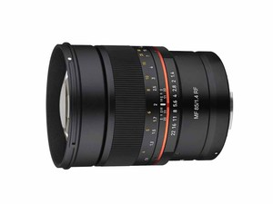 Samyang MF 85mm f/1.4 Canon RF