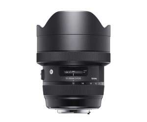 Объектив Sigma 12-24mm F4 DG HSM Art Sigma