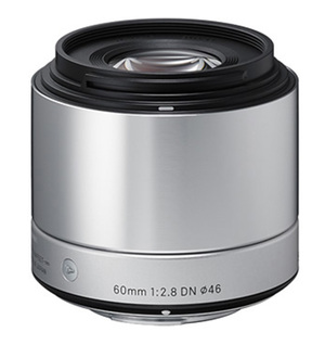 Sigma 60mm F2.8 DN Sony E