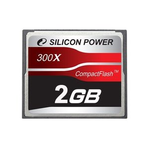 Носитель информации Silicon Power CF 300x