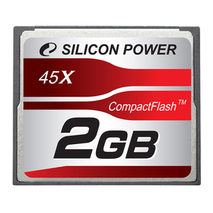 Носитель информации Silicon Power CF 45x