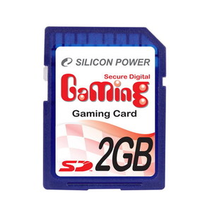 Носитель информации Silicon Power Gaming Card