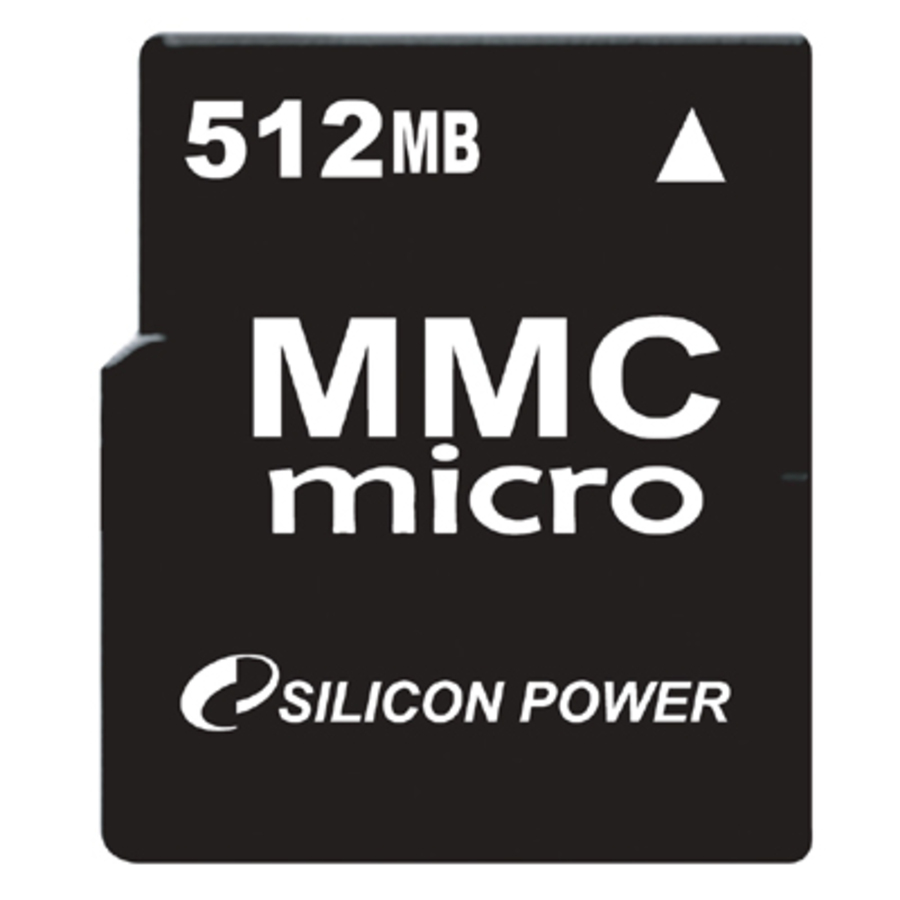 Носитель информации Silicon Power MMC micro