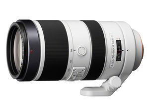 Объектив Sony 70–400mm f/4–5.6 G SSM II
