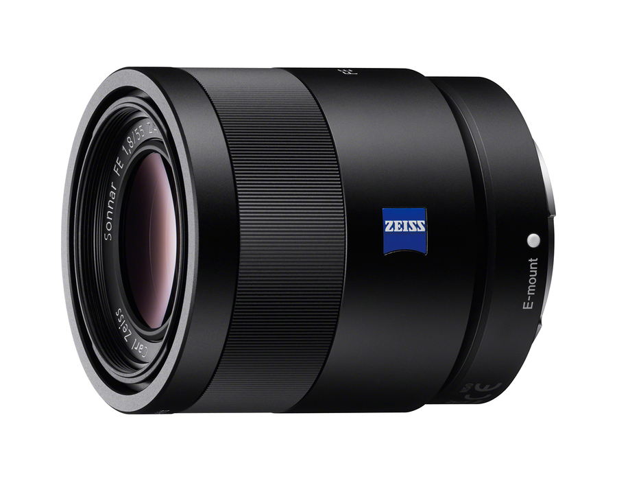 Объектив Sony Carl Zeiss Sonnar T* FE 55mm f/1.8 ZA