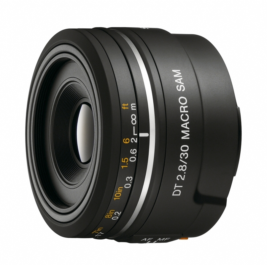 Объектив Sony DT 30mm F2.8 SAM