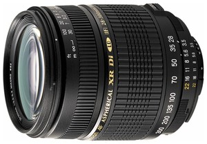 Tamron AF 28-300mm F/3.5-6.3 XR Di LD Aspherical [IF] MACRO Canon EF