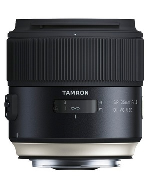 Объектив Tamron SP 35mm F1.8 Di VC USD Canon EF