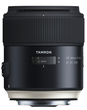 Объектив Tamron SP 45mm F1.8 Di VC USD Sony / Minolta A