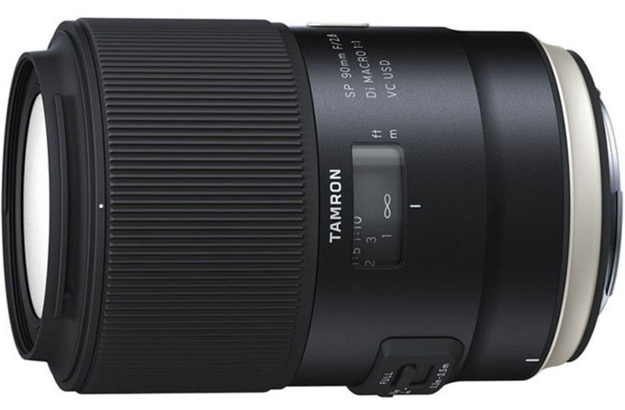 Объектив Tamron SP 90mm f/2.8 Di VC USD 1:1 MACRO Nikon F
