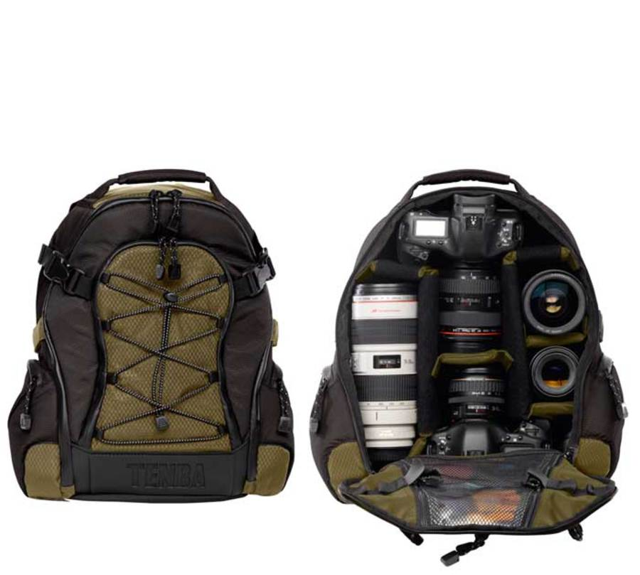Фотосумка Tenba Shootout Mini Backpack