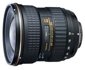 Tokina AT-X 12-28mm F4 PRO DX Canon EF-S