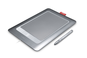 Планшет Wacom Bamboo Fun Pen Touch