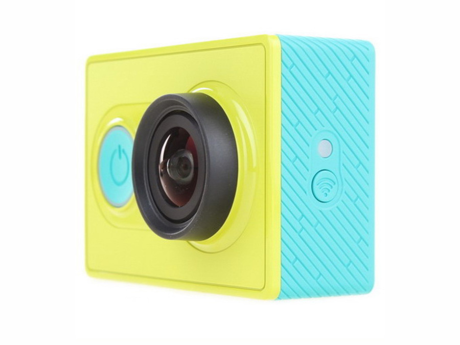 Экшн-камера Xiaomi YI Action Camera Travel Edition